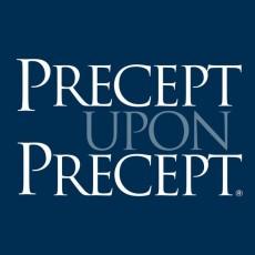 """LEVEL 5 - """"Precept Upon Precept"""" (PUP) - in-depth Bible studies"""