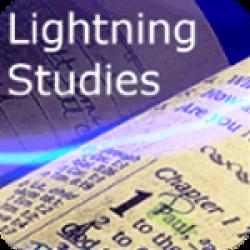 Lightning Studies