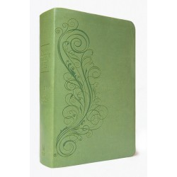 New Inductive Study Bible (ESV) - Olive 'Milano Softone' Cover (Revised 2013)