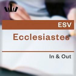 I&O Workbook (ESV) - Ecclesiastes