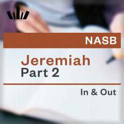 I&O Workbook (NASB) - Jeremiah Part 2