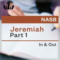 I&O Workbook (NASB) - Jeremiah Part 1