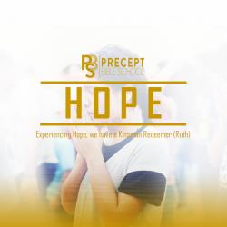 Precept Bible School ONLINE ZOOM - HOPE - Ruth - November 2022 £80