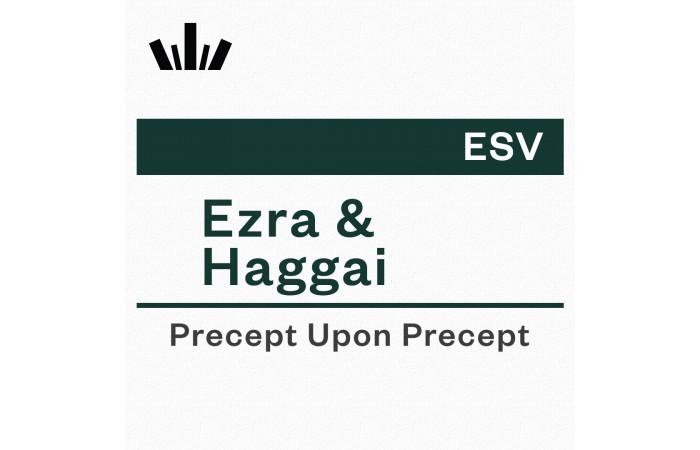 PUP Workbook (ESV) - Ezra & Haggai