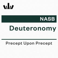 PUP Workbook (NASB) - Deuteronomy