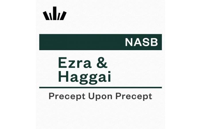 PUP Workbook (NASB) - Ezra & Haggai