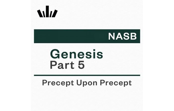 PUP Workbook (NASB) - Genesis Part 5
