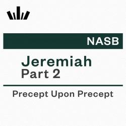 PUP Workbook (NASB) - Jeremiah Part 2