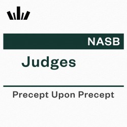 PUP Workbook (NASB) - Judges