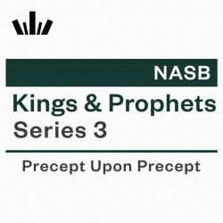 PUP Workbook (NASB) - Kings & Prophets 3 (2 Kings 2-14 & 2 Chronicles 21-25)