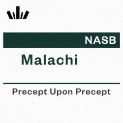 PUP Workbook (NASB) - Malachi
