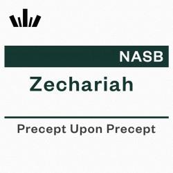 PUP Workbook (NASB) - Zechariah