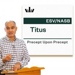 Online Training: Precept Leader Academy  (PUP) Titus - Nov 2021