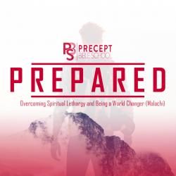 Precept Bible School - PREPARED: Malachi £60