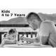 Kids 4 - 7 years