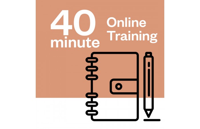 40 Minute Study Online Training (Starting 10th May)