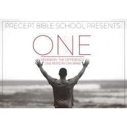 Precept Bible School - ONE - Nehemiah - November 2021 £80