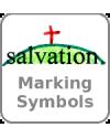 Marking Symbols for Key Words