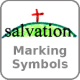 Marking Symbols for Key Words