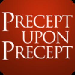 """""""Precept Upon Precept"""" (PUP) - in-depth Bible studies"""