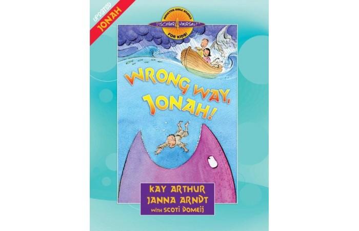 D4Y - Wrong Way, Jonah!