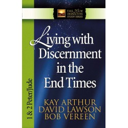 NISS - 1 & 2 Peter, Jude - Living With Discernment In The End Times