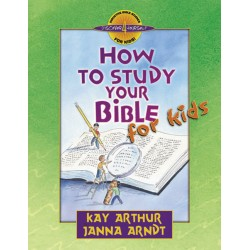 D4Y - How To Study Your Bible For Kids
