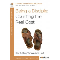 40 Minute - Being A Disciple, Counting The Real Cost