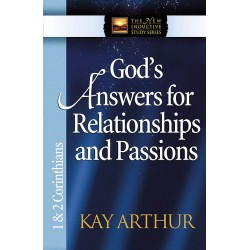 NISS - 1 & 2 Corinthians - God's Answers For Relationships and Passions
