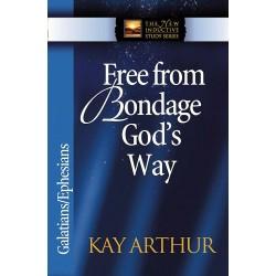 NISS - Galatians, Ephesians - Free From Bondage God's Way