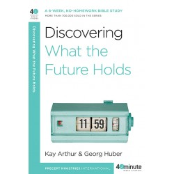 40 Minute - Discovering What The Future Holds