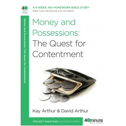 40 Minute - Money And Possessions: The Quest For Contentment