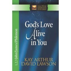 NISS - 1 ,2 & 3 John, James, Philemon - God's Love Alive In You