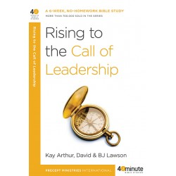 40 Minute - Rising To The Call Of Leadership