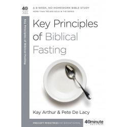 40 Minute - Key Principles Of Biblical Fasting