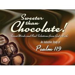 Sweeter Than Chocolate - Psalm 119