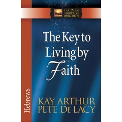 NISS - Hebrews - The Key to Living By Faith
