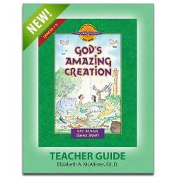 D4Y Teacher's Guide - God's Amazing Creation (Genesis 1-2)