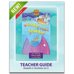 D4Y Teacher's Guide - Wrong Way, Jonah!