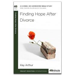 40 Minute - Finding Hope After Divorce