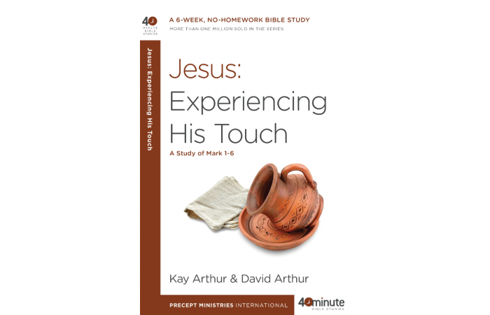 40 Minute - Jesus: Experiencing His Touch (A study of Mark chapters 1-6)