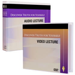 Companion Audio/Video Lecture Sets (on CD/DVD disc)