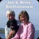 Radio Interview - 13 April 2010 - Ian & Anna Bartholomew - listen online or mp3 download