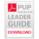 Precept Upon Precept (PUP) - Leader Guides